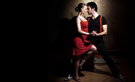Ballroom or Wedding Dance-Class Packages at Charlotte Ballroom Dance Academy (Up 78% Off). Three Options Available.