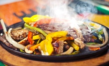 Mexican Cuisine at Viva Mexican Grill and Tequileria (Up to 53% Off). Two Options Available.