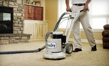 $75 for $150 Worth of Eco-Friendly Carpet or Upholstery Cleaning from Chem-Dry of NYC