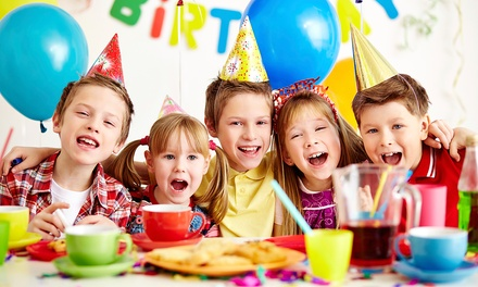 $149 for a 90-Minute Birthday Party for Up to 15 Children at Tumble Zone ($350 Value)