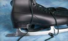 Four Weeks of 30-Minute Ice-Skating Lessons for One or Two at Floyd Hall Arena (Up to 57% Off)