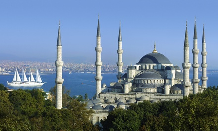 Groupon Deal: ✈ 12-Day Tour of Turkey with Airfare from Keytours Vacations. Price per Person Based on Double Occupancy.