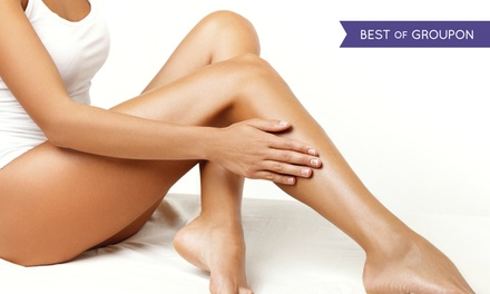 Laser Hair Removal for an Extra-Small, Small, Medium, or Large Area at Heaven the Spa on the Rock (Up to 85% Off)