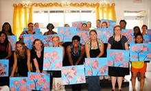 Two-Hour BYOB Painting Class for 2, 4, or 12 at A Toast To Art (Up to 60% Off)