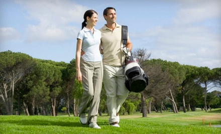 5 or 10 Rounds at Nine-Hole Par 3 Course at Fore Kicks Golf Course & Sports Complex (Up to 61% Off)