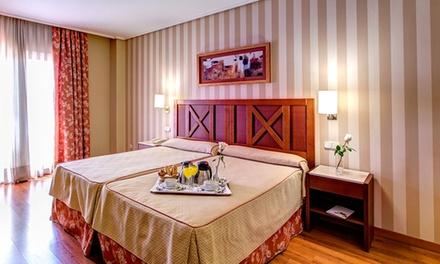 Hotel TRH Alcora Business & Congress 4* — Sevilha: 1-3 noites para dois com Wi-Fi, parking e late check-out desde 36€