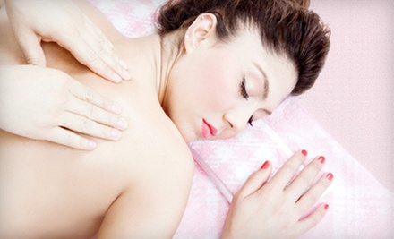 60- or 90-Minute Swedish or Deep Tissue Massage at Agape Massage (Up to 55% Off)