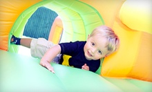 Play Sessions and Day Camps at Pump It Up (Up to 51% Off). 10 Options Available.