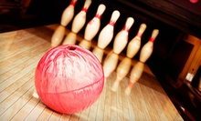 $20 for One Hour of Bowling and Shoe Rental for Up to Five at Center Bowl (Up to $45 Value)