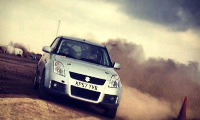 Langley Park Rally School - Lower Green: Rally Driving Experience: Taster Session from £39, Half-Day from £69, or Full-Day from £109 at Langley Park Rally School