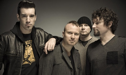 Theory of a Deadman at Route 20 Outhouse on Friday, August 29 (Up to 44% Off)