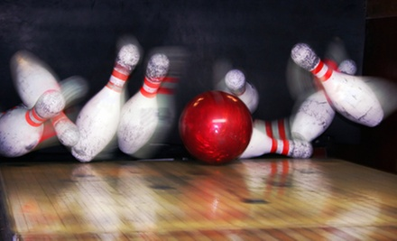 $24.99 for Bowling for Up to Six with Shoe Rental at Verdes Tropicana Bowl (Up to $58 Value)