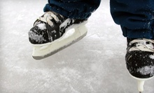 Ice Skating with Skate Rentals for Two or Four at Capital Clubhouse (Half Off)