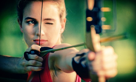 Four-Visit Package or 30-Minute Private Lesson for Up to Four at Spokane Valley Archery (Up to 60% Off)