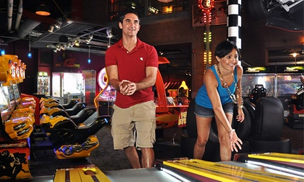 $19 for Two-Hour Unlimited Arcade-Game Package at GameTime (Up to $45 Value)