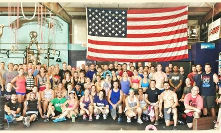 15 CrossFit Classes at Crossfit Total Control (65% Off)