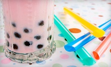 $10 for $20 Worth of Bubble Tea and Coffee at Chibi's Inc. 