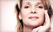 One or Six Microcurrent Instant Face-Lifts at World of Health (Up to 54% Off)