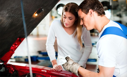 C$39 for a Summer Car-Care Package with an Oil Change at Fountain Tire (C$84.95 Value)