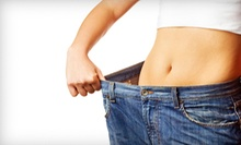 Four Vitamin B12 Injections or Four-Week Weight-Loss Program at Dynamic Medical Weight Loss Centers (Up to 69% Off)