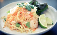 $15 for $30 Worth of Asian Dinner on MondayThursday at Keo Asian Cuisine