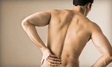 $39 for Consultation and Two Spinal-Decompression Treatments for Back and Neck Pain at CDPC Saskatoon ($360 Value)