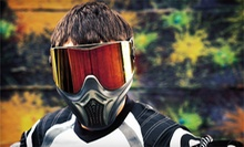 Paintball Package for One, Two, or Four at Shanes Hot Shots (Up to 58% Off)