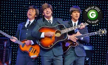 BeatleShow! Tribute Concert for One or Two at Saxe Theater (Up to 69% Off)