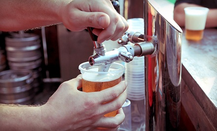 $22 for Beer-Tasting Festival with Food and Live Music at Craft Brewing Company on Saturday, June 1 ($45 Value)