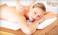 60- or 90-Minute Integrative Swedish and Deep-Tissue Massage at Anointed Hands Massage Therapy (Up to 53% Off)