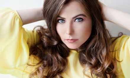 Cut, Conditioning, Style, and Optional All-Over Color or Partial Highlights from Patty Coll at Salon KJ (Up to 57% Off)
