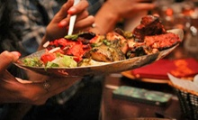 Two $30 or $40 Groupons for Dinner, or $30 Off Your Lunch Bill for Two People at Khyber Grill - Frontier Indian Cuisine