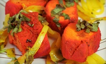 Tandoori-Cooked Indian Cuisine at Bukhara Indian Bistro (Up to 51% Off). Two Options Available.
