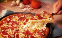 $10 for $20 Worth of Appetizers and Pizza During Dinner at Big Mike's Cafe Americana