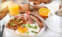 Brunch for Two or Four at The Malt House (Up to 65% Off)