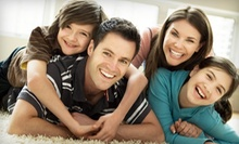 $35 for a Dental Checkup with Exam, X-rays, and Cleaning at Family Dentistry (Up to $185 Value)