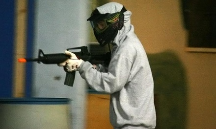 All-Day Airsoft Play with Equipment for Two, Four, or Six at MooseHerd Airsoft (Up to 63% Off)