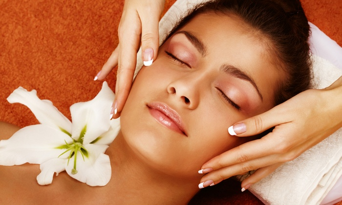 The Blaqcherry Spa - Durban: Groupon Best Buys: Environ Facial, Indian Head Massage and Stress Massage from The BlaqCherry Spa