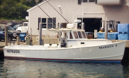 Bass or Tuna Fishing Charters for Up to Six from Capeshores Charters (Up to 40% Off)