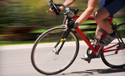 Tune-Up for One Bike or Tune-Up for Two Bikes with Pickup and Drop-Off at Handy Bikes (Up to 58% Off)