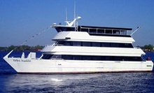 Two-Hour Philadelphia Harbor Cruise for Two or Four from The Ben Franklin Yacht (Up to 53% Off)