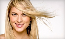 Hair Services at Nelson Group Salon (Up to 71% Off). Three Options Available.