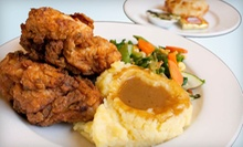 All-You-Can-Eat Comfort Food at Capital Buffet (Half Off). Two Options Available.