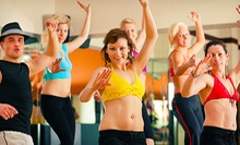 5 or 10 Zumba Classes at Zumba with Kat (Up to 64% Off)