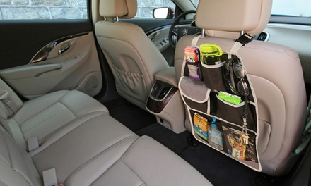 E-Z Travel Car Seat Back Organizer