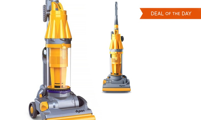 Dyson Dc07 All Floors Vacuum Groupon