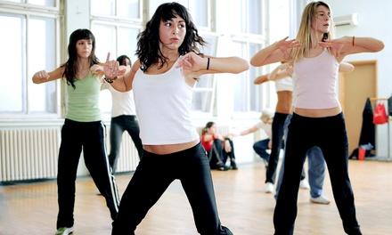 Five Dance-Fitness Classes at Ginga Associação de Capoeira USA (70% Off)