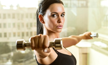 $29 for a Two-Month Gym Membership with Unlimited Fitness Classes at Fitness World West ($248 Value)