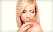 Two or Four Non-Surgical Microcurrent Treatments for the Face or Body at GA Aesthetic Med Spa (Up to 85% Off)