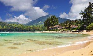 3-, 5-, Or 7-night Stay For Four In An Ocean-view Suite At Hanalei Colony Resort In Kauai, Hi. Combine Up To 14 Nights.